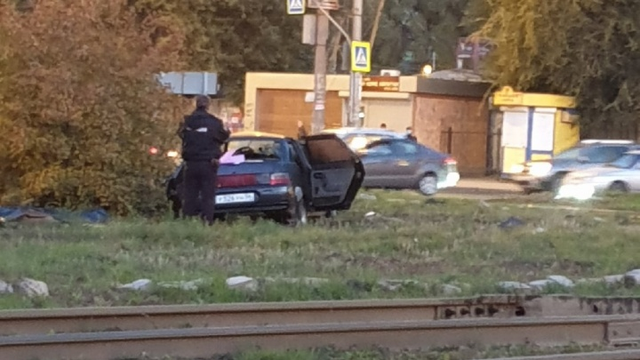 Полицейские задержали водителя, который бросил умирать пассажирку после ДТП в Самаре