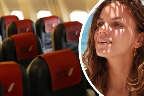 Екатеринбурженка летела из Турции в большом самолете одна. Мы спросили у эксперта по туризму, почему так случилось