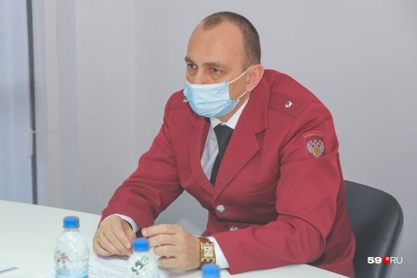 Виталий Костарев рассказал, почему Роспотребнадзор выступил с предложениями по новым ограничениям