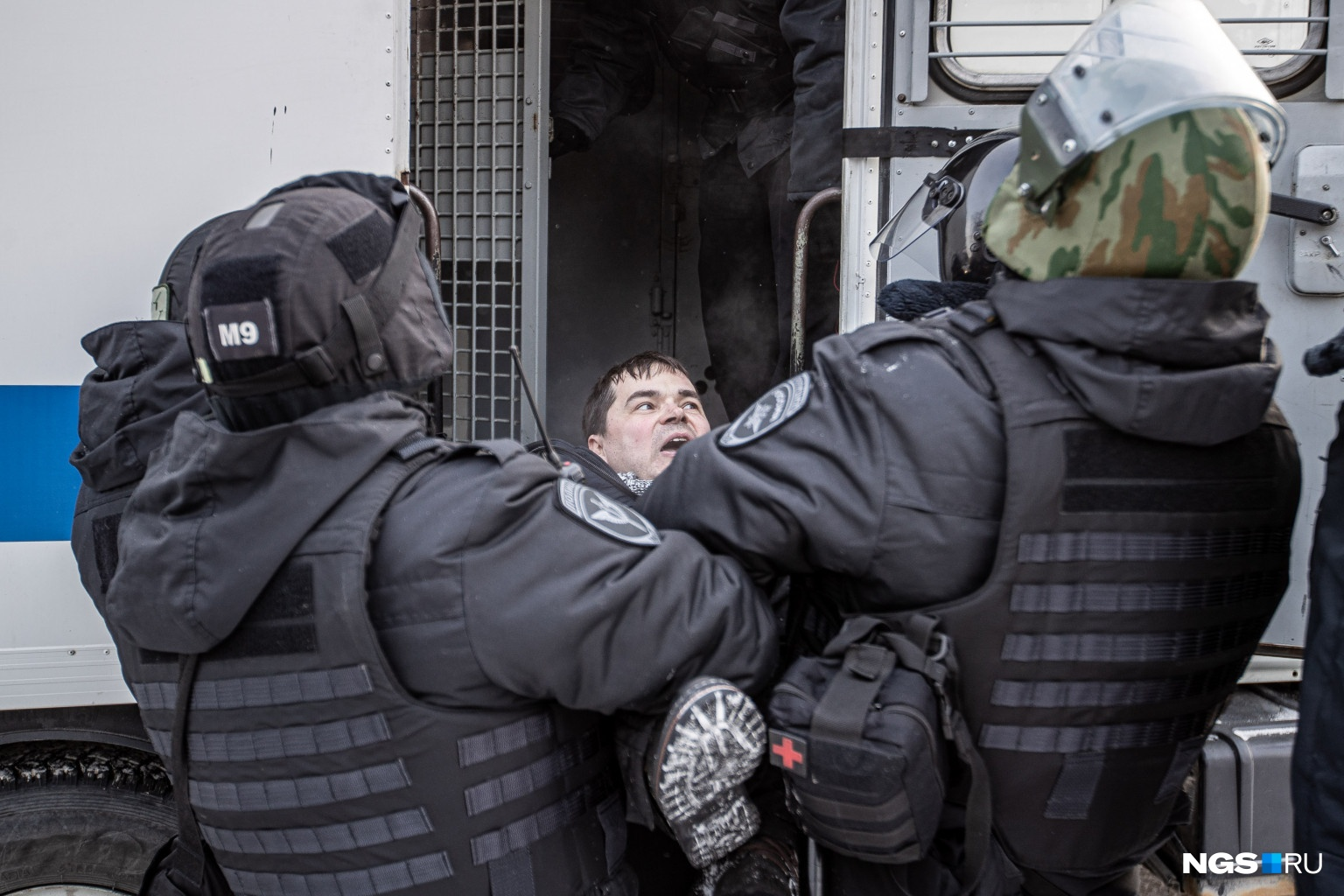 Официальной информации, сколько было задержано людей, до сих пор нет