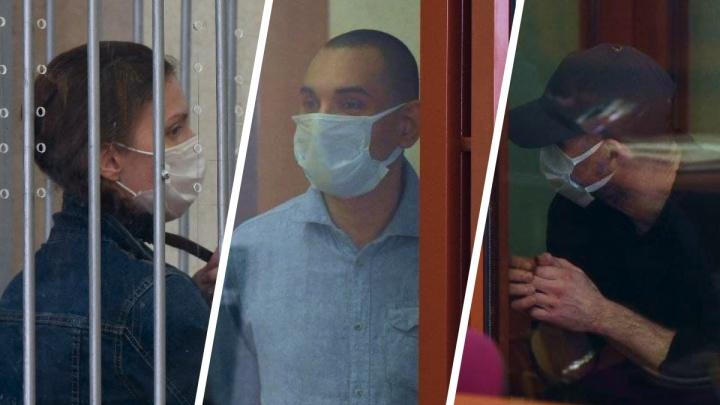 Избежали пожизненного: убийцам Ксении Каторгиной вынесли приговор