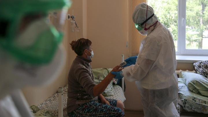 «Ковид-госпитали переполнены»: власти рассказали о ситуации с коронавирусом в Уфе