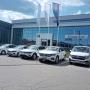 На Московском шоссе открылся новый автосалон: видео