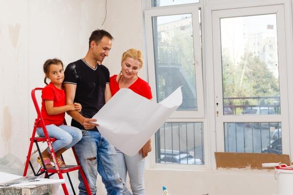 Выбор отделки — главный секрет экономии на ремонте в новой квартире