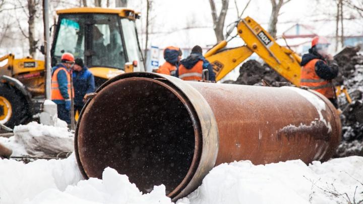 Более 30 домов без тепла: где в Архангельске пройдут отключения 19марта