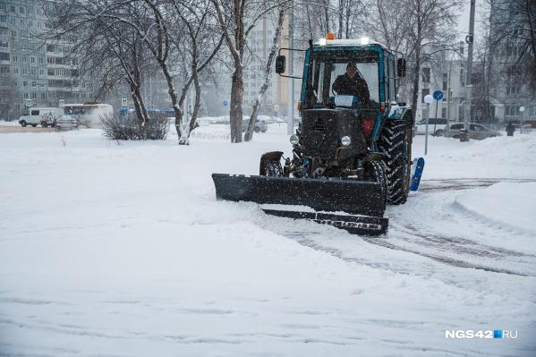 По прогнозу синоптиков, 21 января в регионе начнутся снегопады