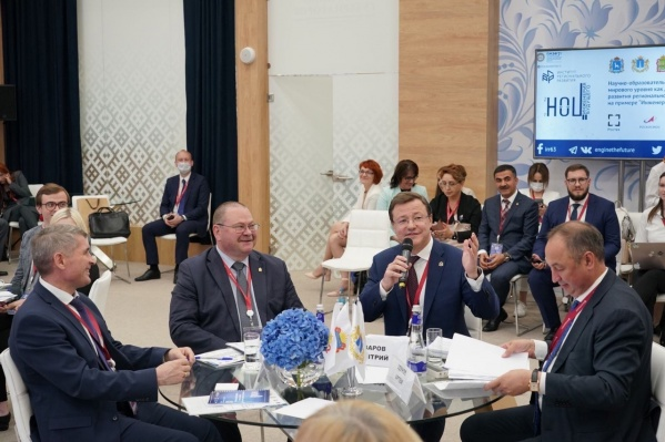 Губернатор Самарской области стал инициатором создания НОЦ в регионе