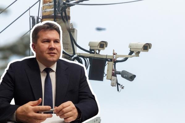 По мнению чиновника, камеры воспитывают культуру водителей