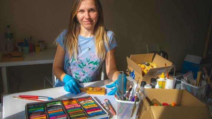 «Хочу выйти на потоковое производство»: мама из Самары открыла бизнес по созданию игрушек