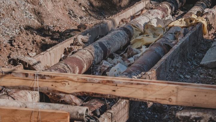 В Перми из-за ремонта водопровода перекроют движение на Парковом