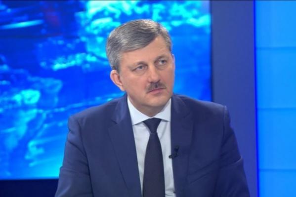Владимир Марченко редко общался с журналистами и давал интервью