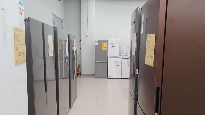 Дефицит ноутбуков и холодильников: почему из магазинов в Ярославской области исчезла хорошая техника