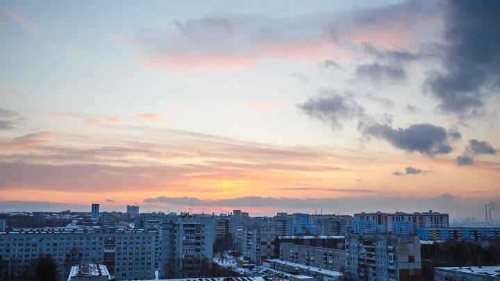 Синоптики рассказали, почему в Кузбассе часто меняется погода и будут ли морозы в выходные