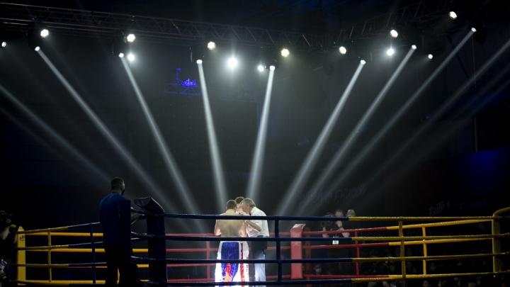 В Красноярске прошла первая «Битва на Енисее»