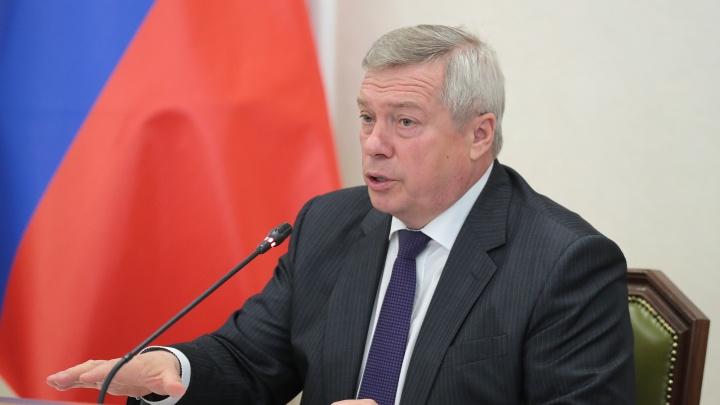 Голубев назвал условия для введения обязательной вакцинации в Ростовской области
