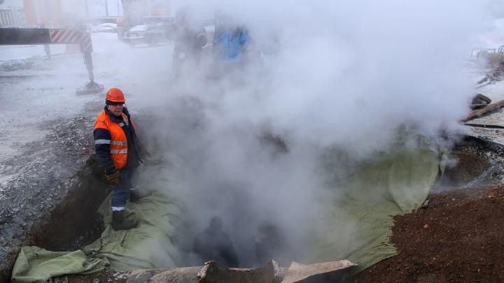 Сделают ли перерасчет: ответы на важные вопросы об аварии на теплотрассе в Уфе