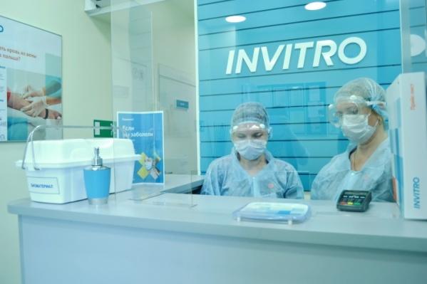 Включая контроль процента антител после вакцинации