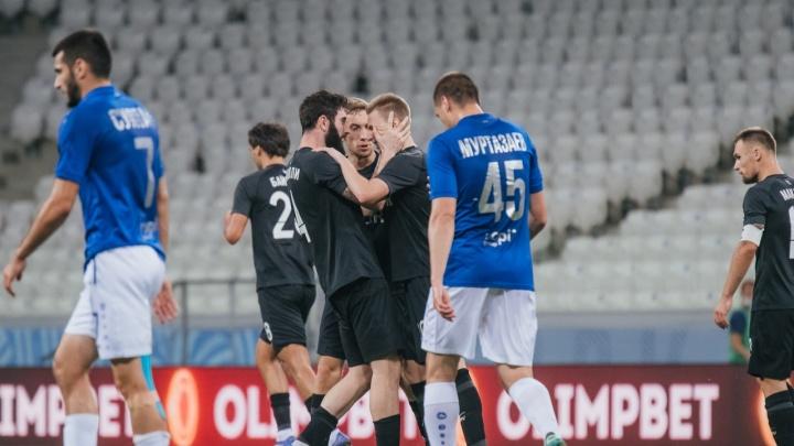 «Красивый гол забил соперник»: тренеры «Ротора» и «Балтики» прокомментировали очередную ничью