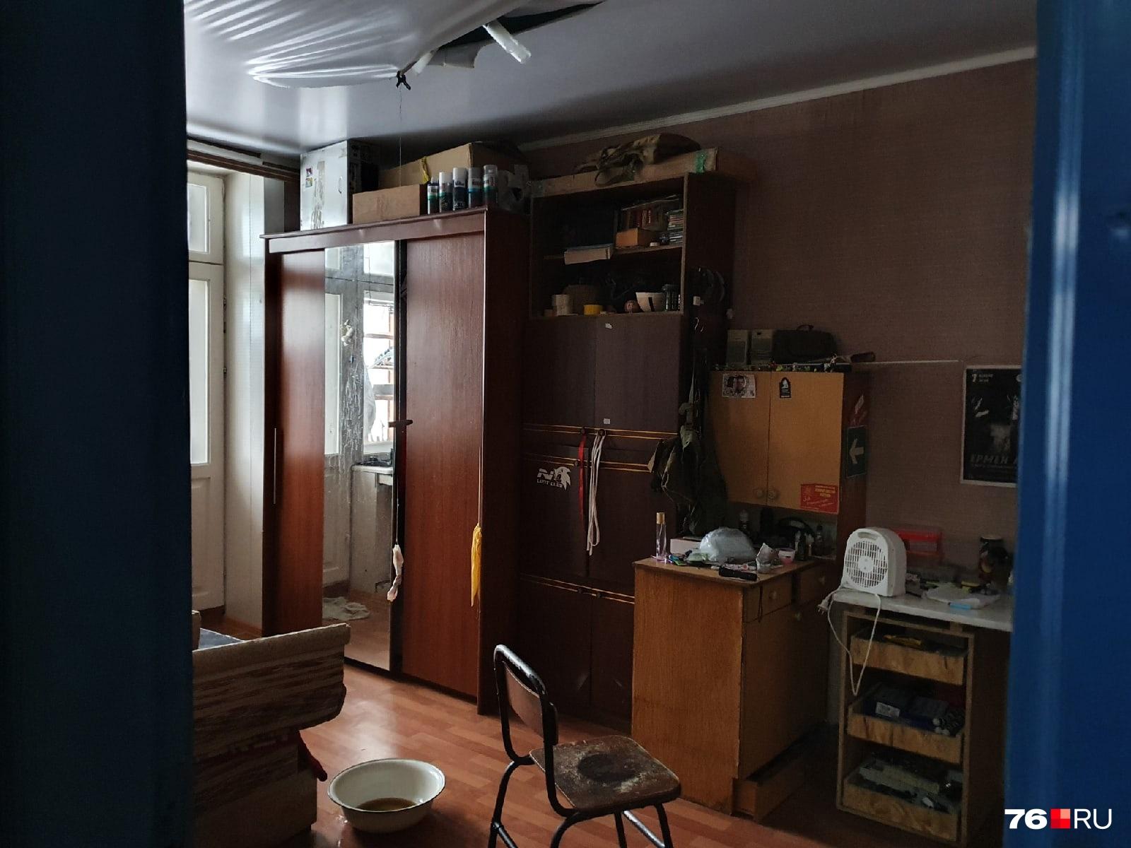 Так выглядит квартира на втором этаже