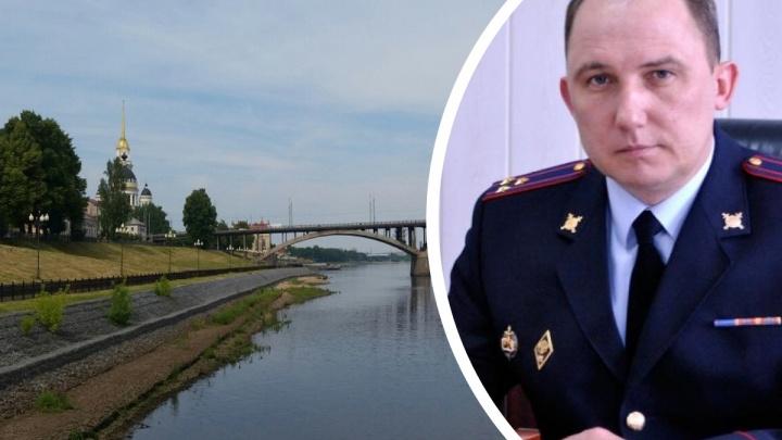 По подозрению во взятке задержали экс-начальника полиции Рыбинска