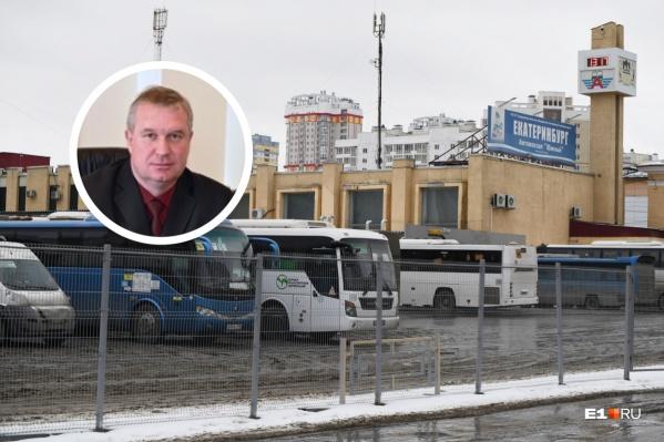 Новым главой Чкаловского района стал Евгений Шипицын