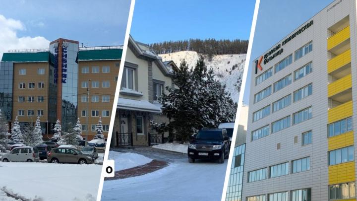 Стали известны новые фигуранты в деле о хищениях в краевой больнице