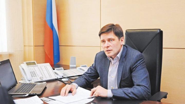 Экс-глава Минстроя Гришин вернул часть денег по делу о мошенничестве
