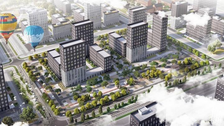 В Тюмени построят новый район с инфраструктурой целого города