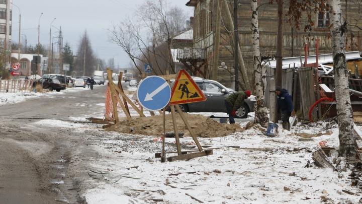 Не только в Соломбале: где в Архангельске отключили свет, отопление и воду