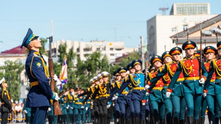 Омская мэрия опубликовала список перекрытий на День Победы
