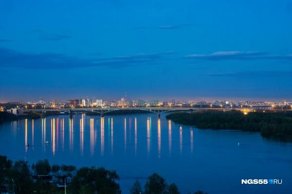 Омск — город, где едят чойсы и каральки