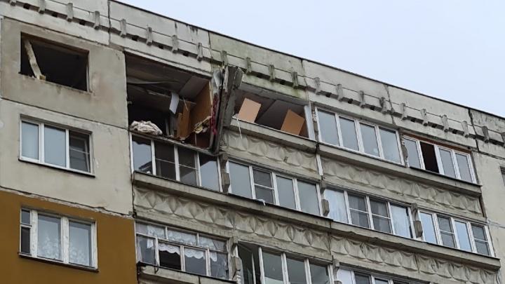 Два человека пострадали при взрыве газа в Автозаводском районе