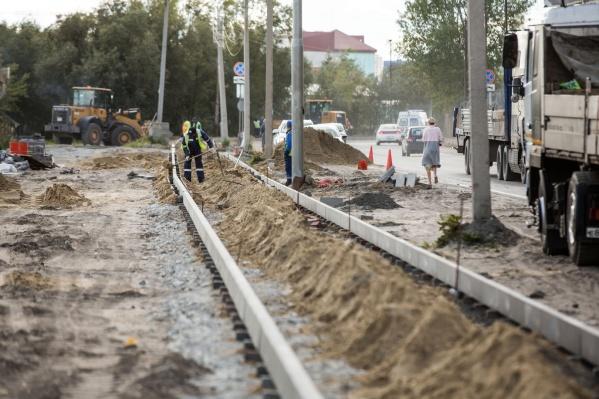 Улицу Сосновую не ремонтировали больше 20 лет