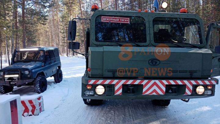 Под Екатеринбургом обнаружили расчлененное тело мужчины, которого искали неделю