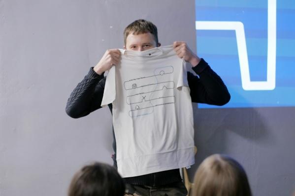 Чаще всего мерч делают, добавляя на футболки крутые принты