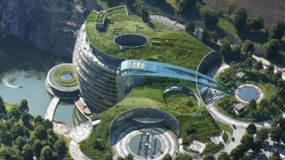 Как в Сингапуре: в Тольятти хотят построить новый микрорайон в стиле футуризма