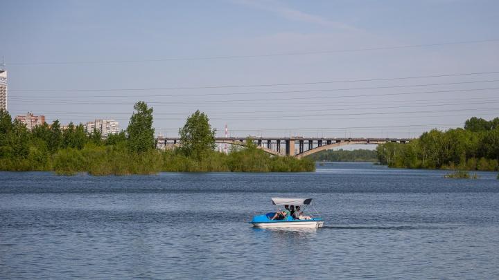 На длинных выходных в Красноярске немного потеплеет