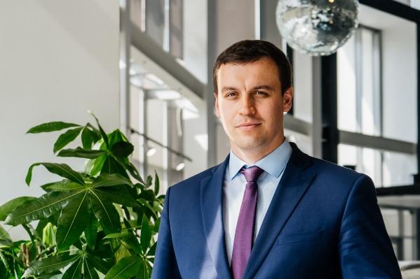 Дмитрий Кочетков,директор по развитию бизнеса Росбанка в Перми