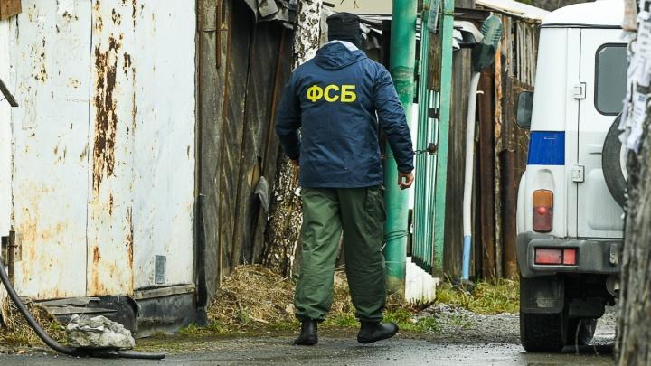 ФСБ опубликовала видео, как в Екатеринбурге задержали террористов, принявших идеологию «Талибана»