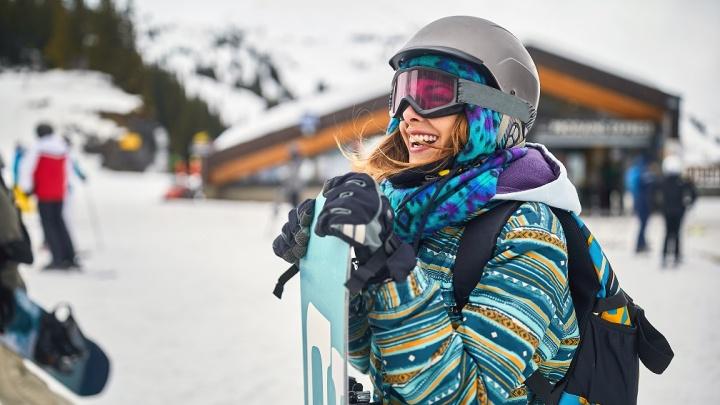 Абоненты Tele2 стали чаще отдыхать на горнолыжных курортах Юга