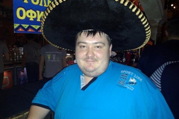 Алексей погиб полтора года назад. Он ушел к друзьям и пропал, все думали, что мужчина <nobr>у девушки </nobr>