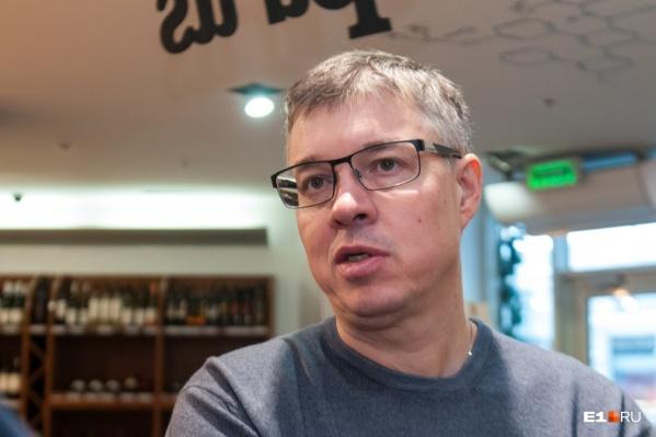 Илья Борзенков второй год подряд проводит конкурс стартапов
