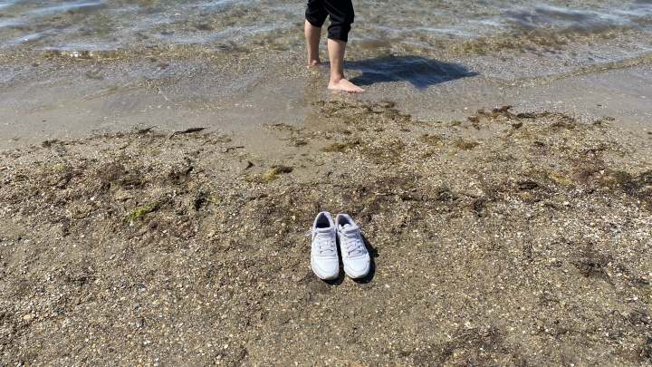 В Анапе снова запретили купаться