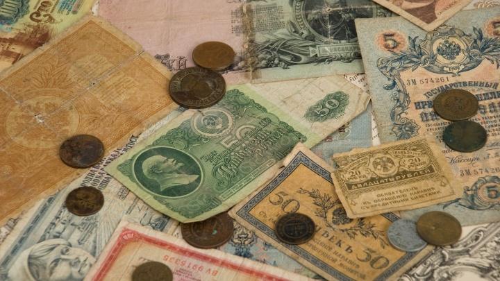 Старинные монеты и наследство от бабушки: как заработать на антиквариате