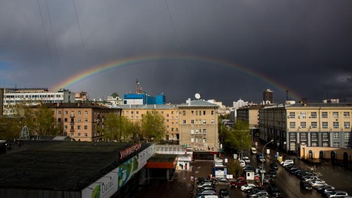 Грозовые дожди и похолодание: какой будет первая неделя августа в Новосибирске