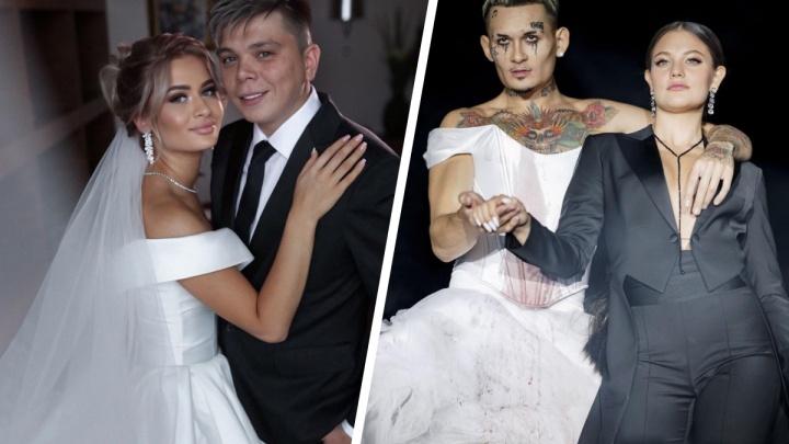 Моргенштерн vs Элвин Грей: сравниваем пышные свадьбы двух видных уфимских звезд