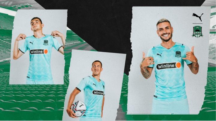 Команда Сергея Галицкого будет играть в новой форме бирюзового цвета. Как клуб объяснил свой выбор?
