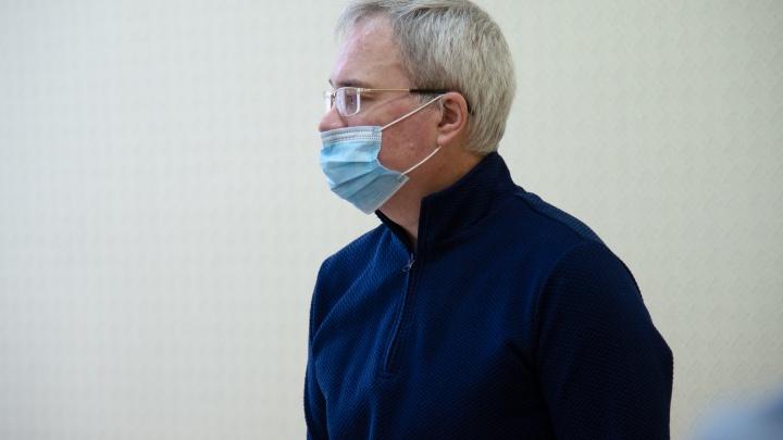 Против бывшего главы УФНС Поморья Сергея Родионова возбуждено новое уголовное дело