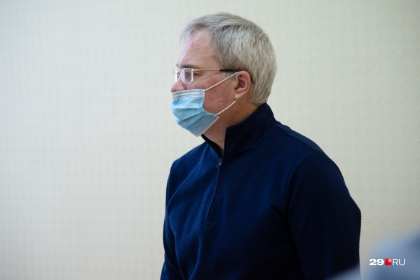 Пересмотр уголовного дела Сергея Родионова начинают уже второй раз