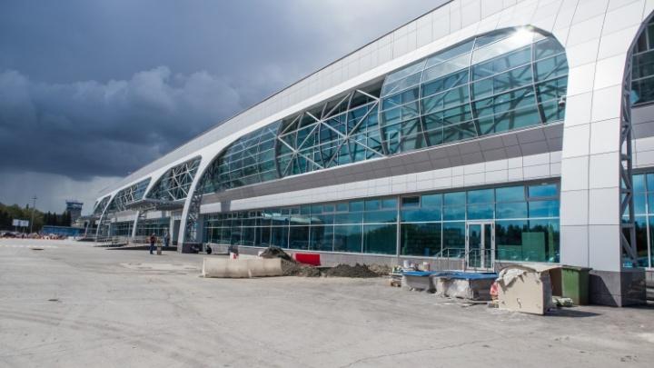 Самолет Новосибирск — Москва задержан на 12 часов из-за неисправности